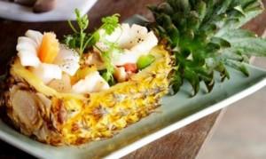Pineapple-Capsicum-salad