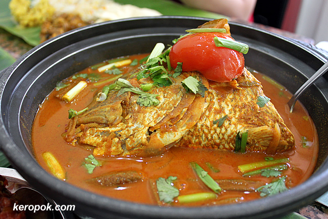 Fish head curry | Wickedfood