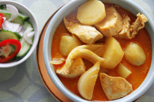 chicken-yellow-curry
