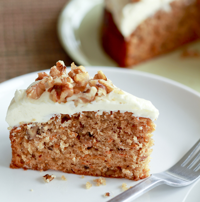 Functions Of Ingredients In Carrot Cake