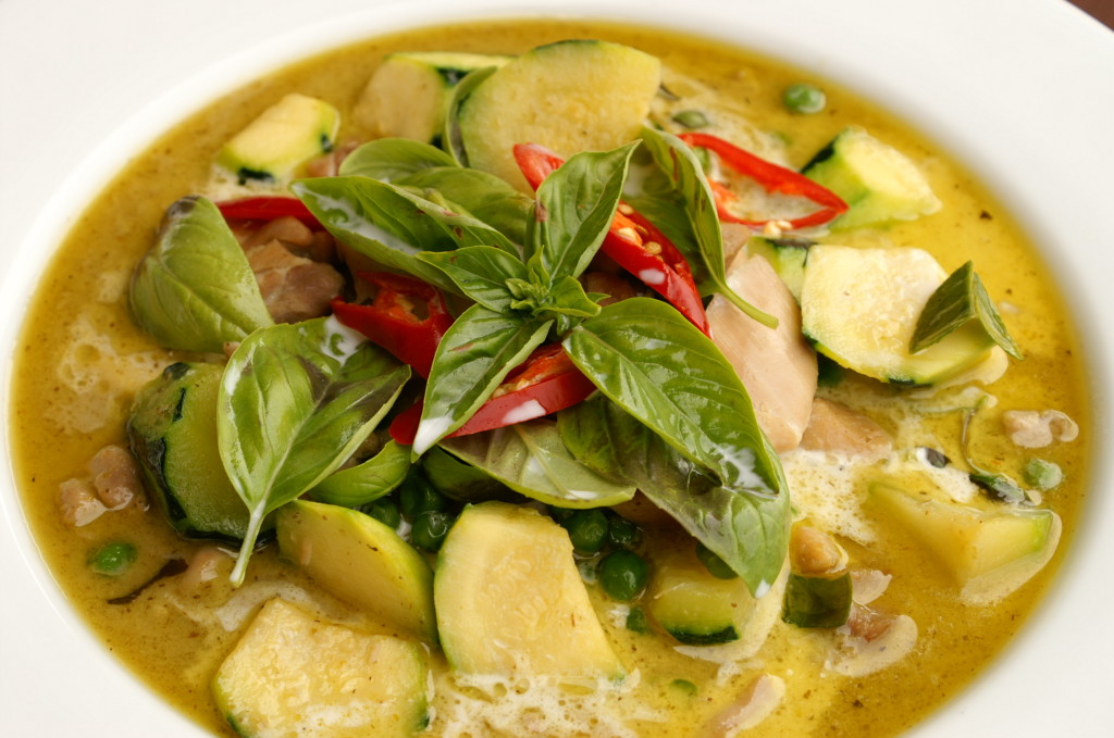 looking for a quick and easy Thai green curry recipe (if one ...