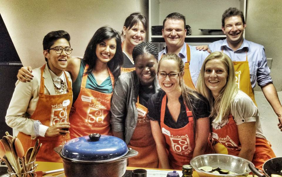team building cooking class 4