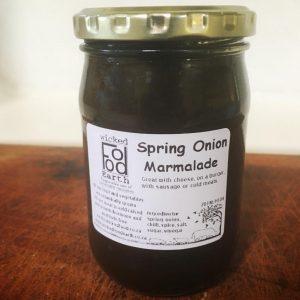 Spring Onion Marmalade