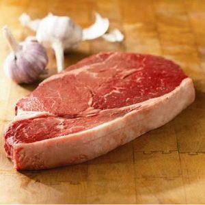 Sirloin Steak raw