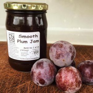 Smooth Plum Jam
