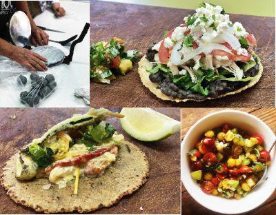 Mexican tacos workshop